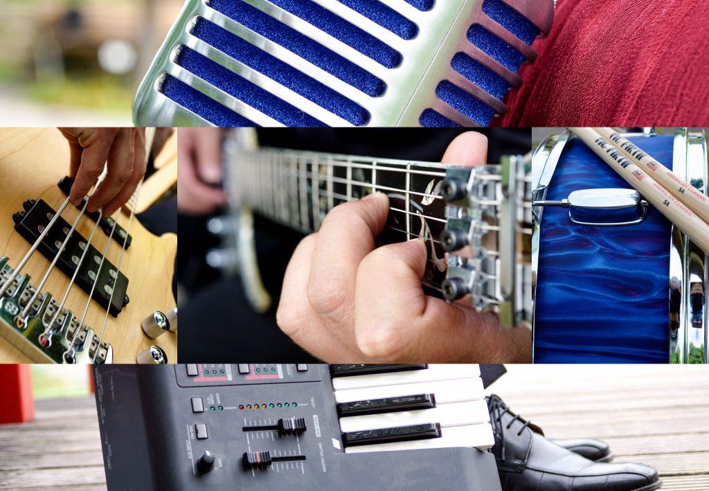 Impressionen der Instrumente